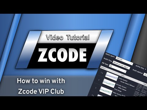 Video Tutorial: How to win with Zcode VIP Club: Expert Picks, Hot Trends, Pick Of The Day.