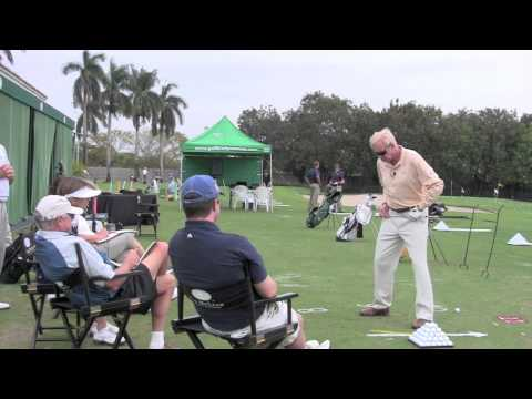 Jim McLean Group Lesson on the Backswing