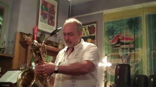 Saxgourmet Baritone Saxophone with Norbert Stachel