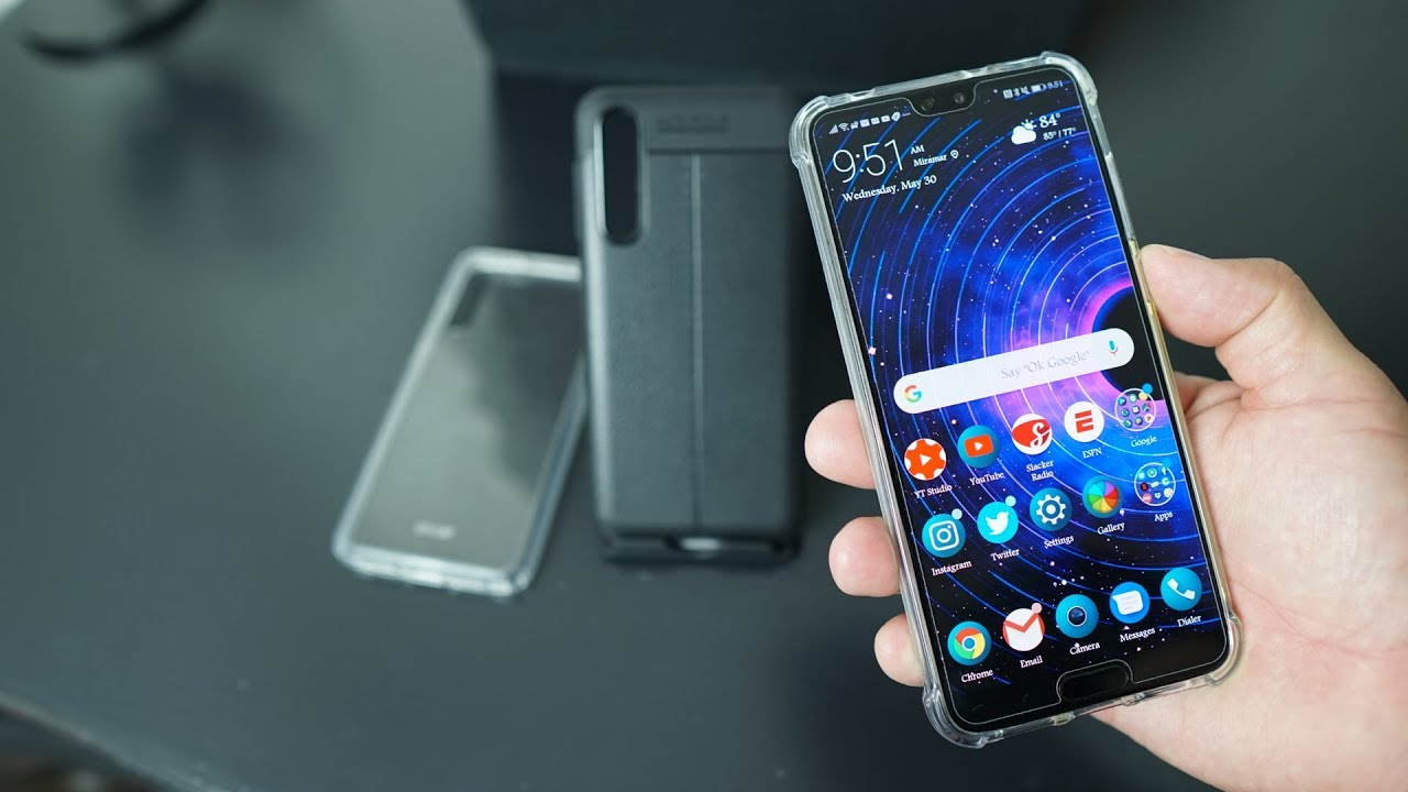 Top 3 Huawei P20 / P20 Pro Cases & Covers