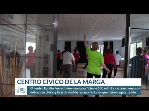 Centro cívico de La Marga - Eulalio Ferrer