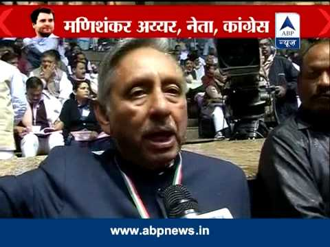 Modi can distribute tea, but never be PM: Mani Shankar Aiyar