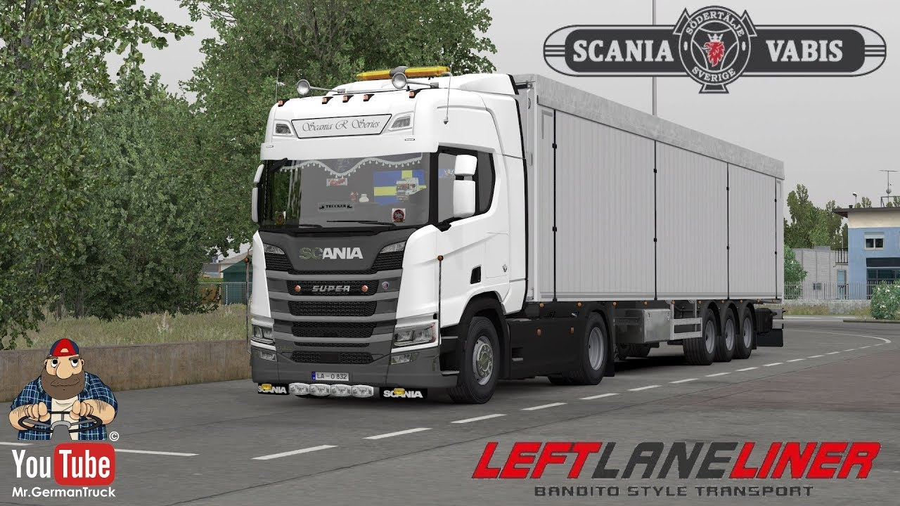 Ets2 v1 33 accessories for scania new gen r s by mr germantruck