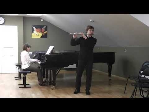 "<span class=""title"">Igor Mikhaylovskiy plays Fantaisie pastorale hongroise (Doppler) - Fantasia Pastorale ungherese</span>"