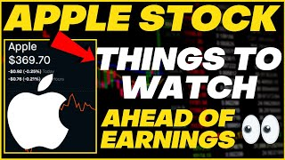 AAPLE ($AAPL) STOCK ANALYSIS AHEAD OF EARNINGS | FUNDAMENTAL & TECHNICAL ANALYSIS ON APPLE STOCK