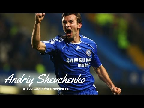 Download Andriy Shevchenko || ALL 22 Goals For Chelsea FC || HD
