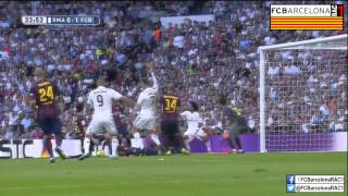 T14/15 J9 Liga BBVA: Real Madrid 3-1 FC Barcelona (RAC1)
