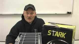 Stark 4-in-1 Paper Brick Maker (video 1)