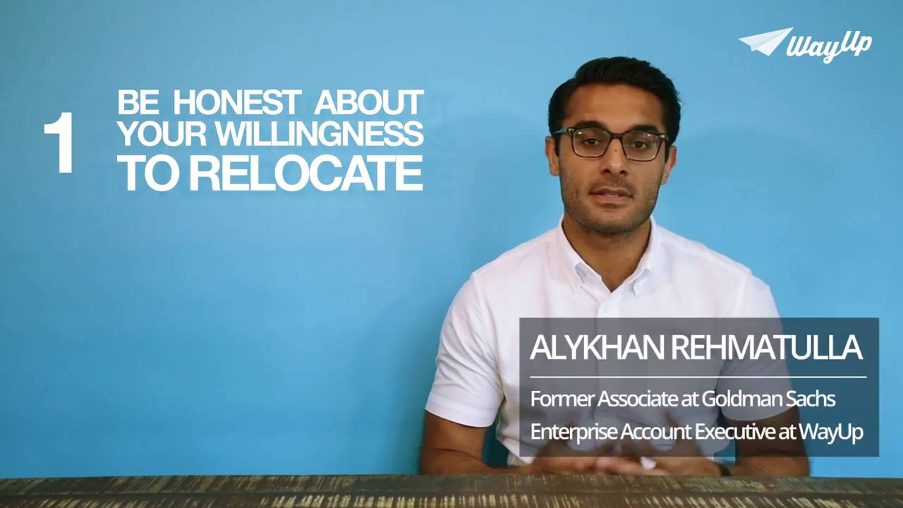 How To Answer Are You Willing To Relocate Job Interview