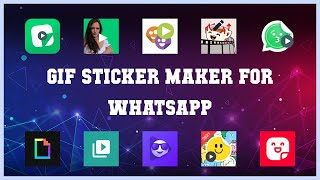 Best 10 Gif Sticker Maker For Whatsapp Android Apps screenshot 5