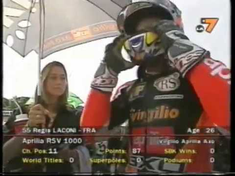 [SBK 2001] Brands Hatch -- gara 1 -- parte 1