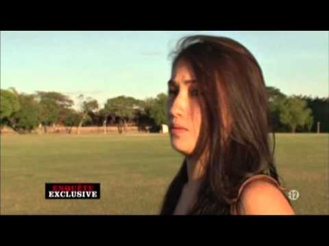 Solenn Heussaff on Enquête Exclusive (M6 Channel, France) Jan 2 2011