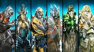 Transformers: Age of Extinction - All Autobots UNLOCKED [FULL]