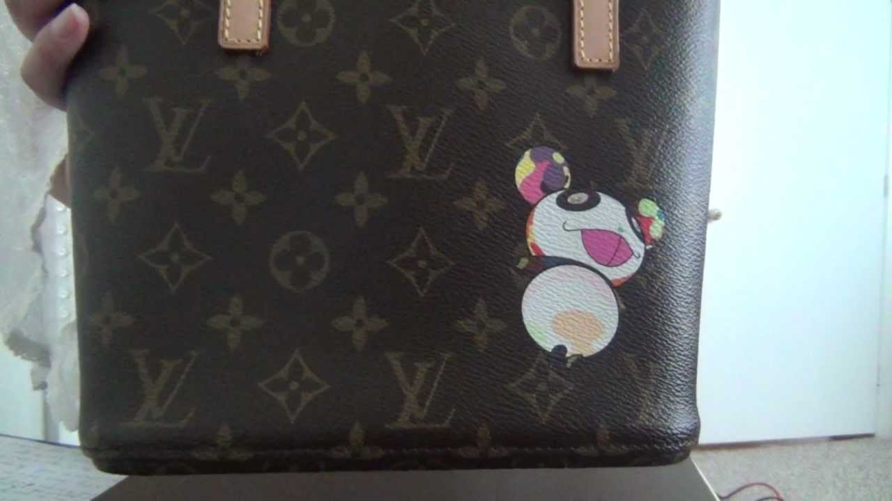 31fb815e4491 My Louis Vuitton Collection Part 5--Panda Vavin PM - YouTube