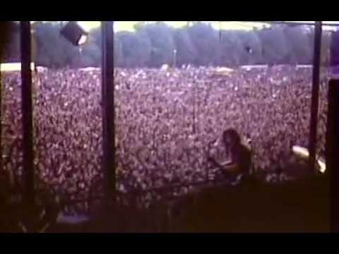 RORY GALLAGHER - laundromat - Pinkpop 1974