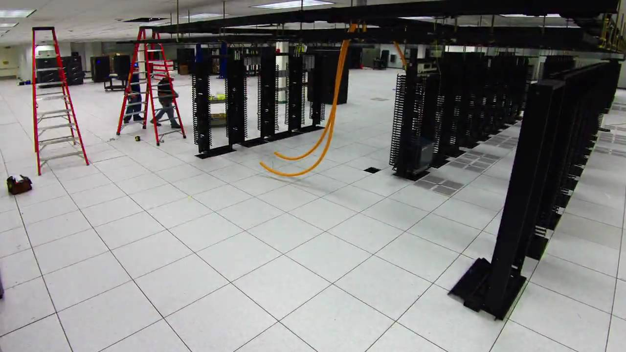 How to build a data center in 2 minutes  YouTube