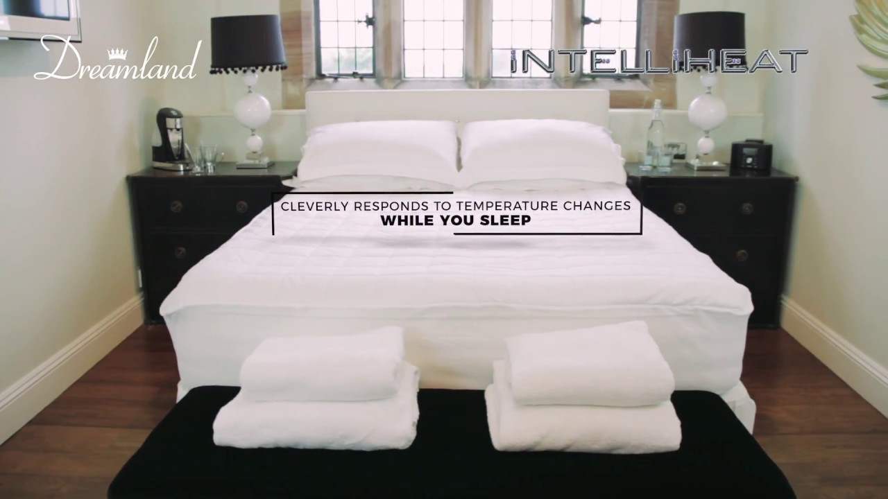 Boutique Hotel Heated Mattress Protector Dreamland