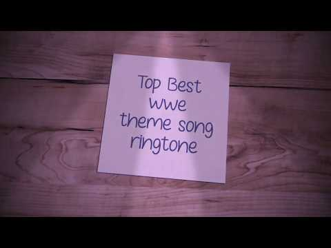 Best Wwe Theme Song Ringhtone (official Wwe Ringhtone)