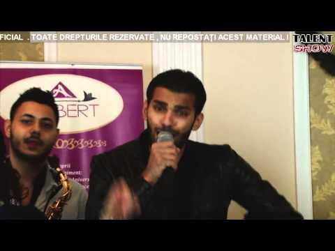 Dorian Arabu - Editie de Craciun ( Talent Show 2013 )