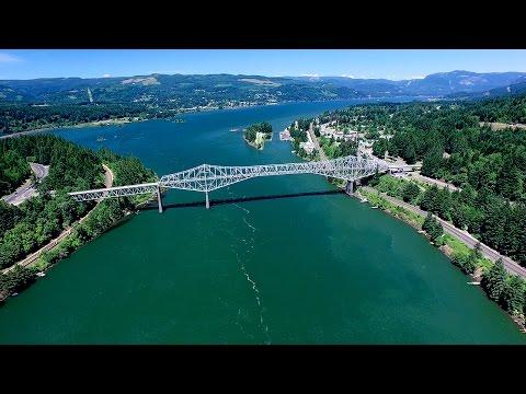 Bridge of the Gods & Cascade Locks