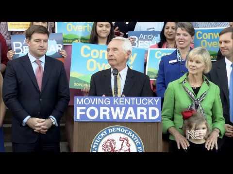 Kentucky Governor Steve Beshear | 2015 Kentucky Primary Elections | KET