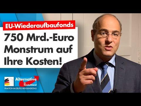 EU-Wiederaufbaufonds: 750 Mrd.€ Monstrum auf Ihre Kosten! - Peter Boehringer