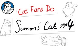 Cat Fans Do: Simon