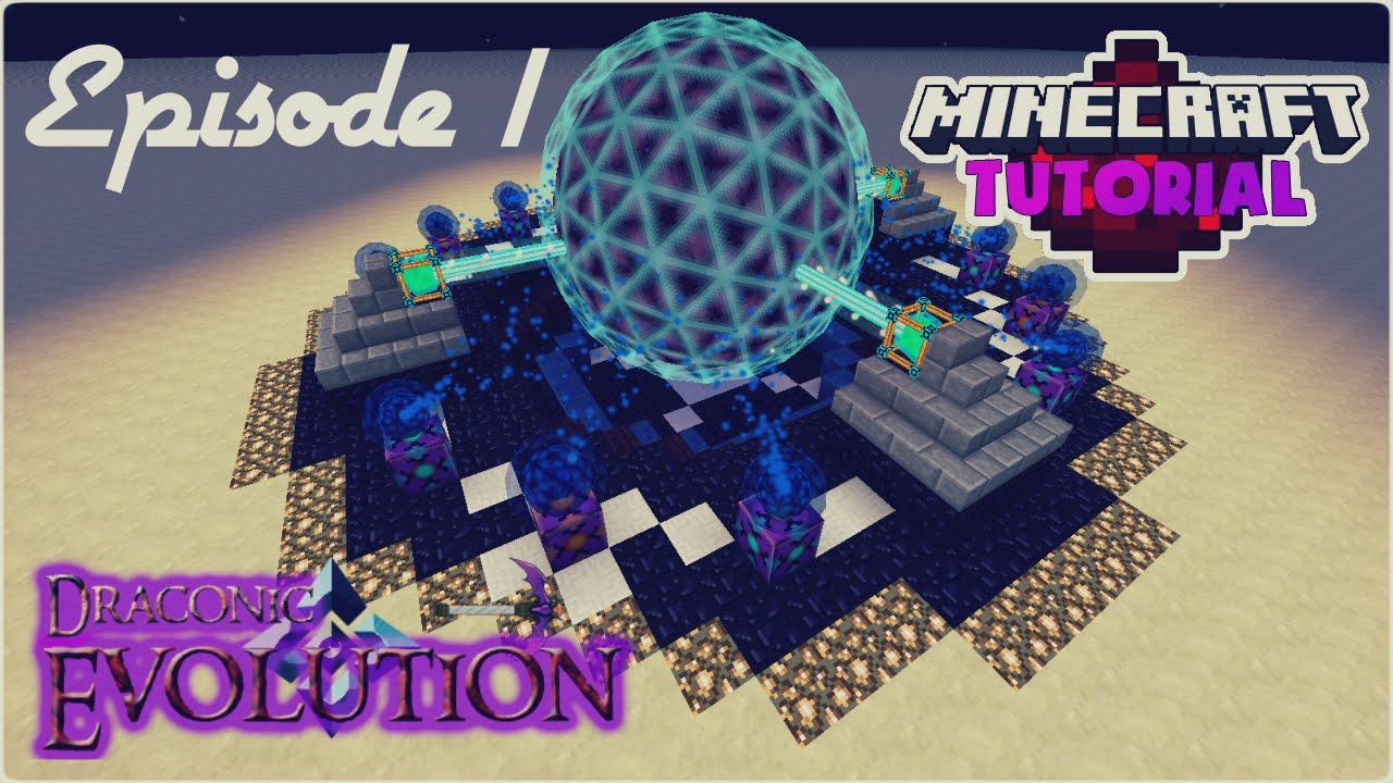 minecraft draconic evolution 1.7.10