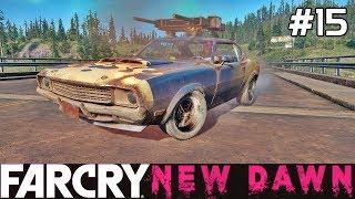 FAR CRY New Dawn Gameplay PL [#15] Miałem Autko z DZIAŁKIEM /z Skie