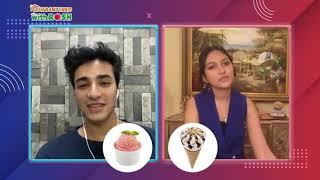 Cricketer Abhishek Sharma shares Favorite food