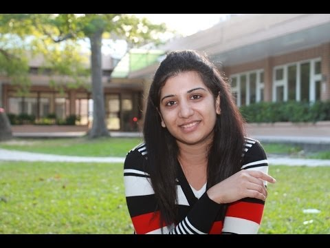Prerana (India) Studying at National Tsing Hua University, Taiwan