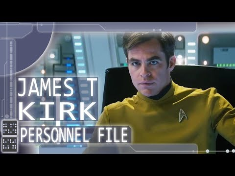 James T Kirk (Kelvin): Personnel File