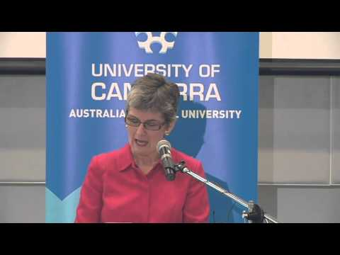 National Security Lecture - Dr Vivienne Thom