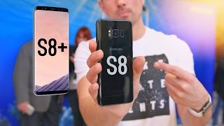 Samsung Galaxy S8 vs S8 Plus - 10 Things Before Buying!