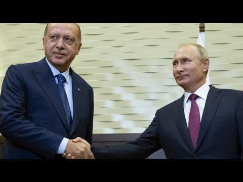 الرئيس الروسي يعلن الاتفاق مع نظيره التركي على إقامة منطقة منزوعة السلاح في إدلب  - نشر قبل 4 ساعة