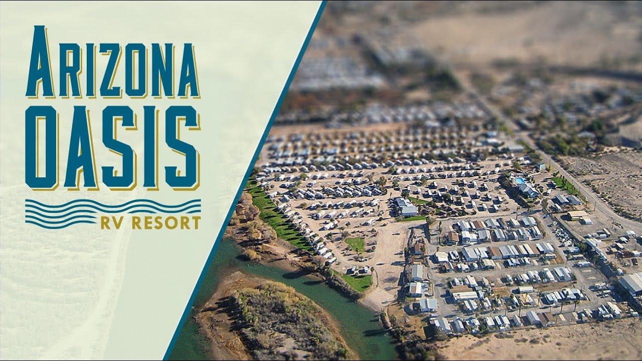 Map Of Arizona Rv Parks.Welcome To Arizona Oasis Rv Resort Ehrenberg Az