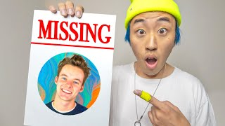 Ryan Went Missing!