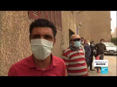 Coronavirus: En Égypte, 20 % du salaire des fonctionnaires sera versé aux plus démunis