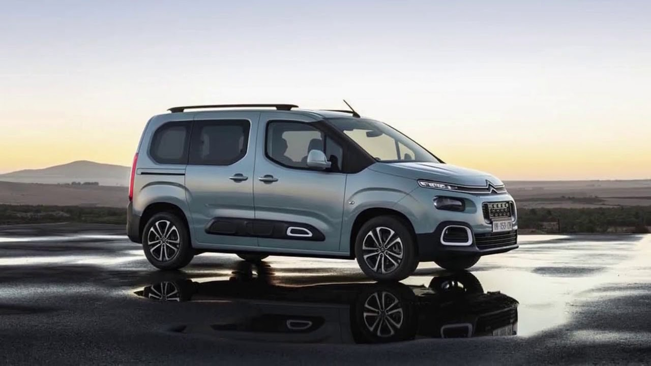 2018 2019 citroen berlingo multispace review youtube. Black Bedroom Furniture Sets. Home Design Ideas
