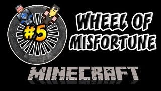 Minecraft: Wheel of Misfortune | Ep.5, Dumb and Dumber