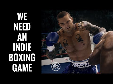 We Need An Indie-Developed Boxing Video Game