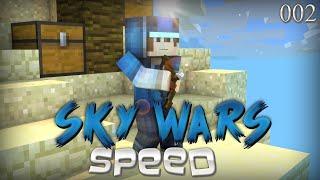 [Minecraft] Speed Sky Wars Partidas Epicas !