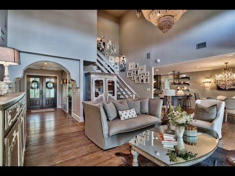 Inspiring and Unique Home in Santa Rosa Beach, Florida