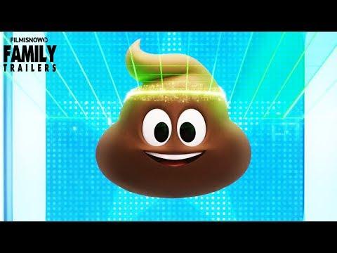 The Emoji Movie | Meet Poop - He's Full of...