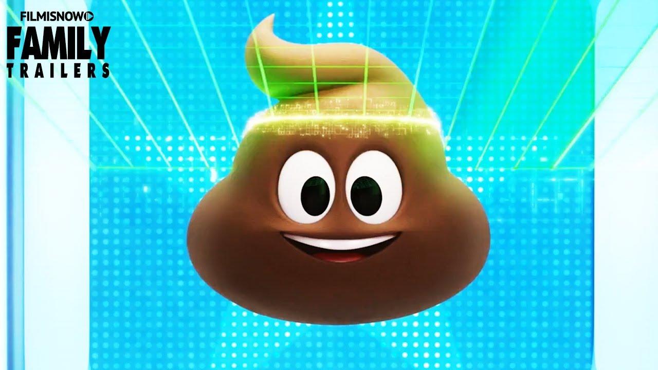 The Emoji Movie | Meet Poop - He's Full of Himself! - YouTube