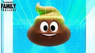 The Emoji Movie | Meet Poop - He's Full of Himself!