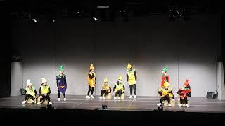 Publication Date: 2018-04-06 | Video Title: 共融戲劇節決賽:雜果奇兵上半埸(救世軍林拔中紀念學校)