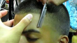 Bald Taper Fade