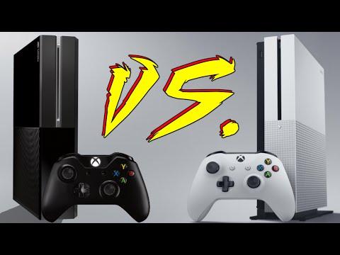 Xbox One S vs. Xbox One (Worth the Buy?)