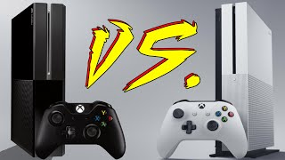 Xbox One S vs. Xbox One (Worth the Buy?)